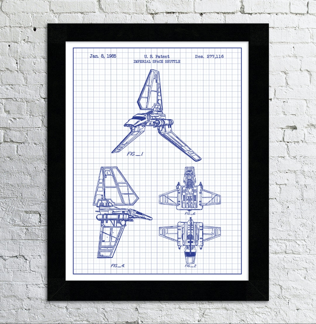 May the 4th Patent Prints