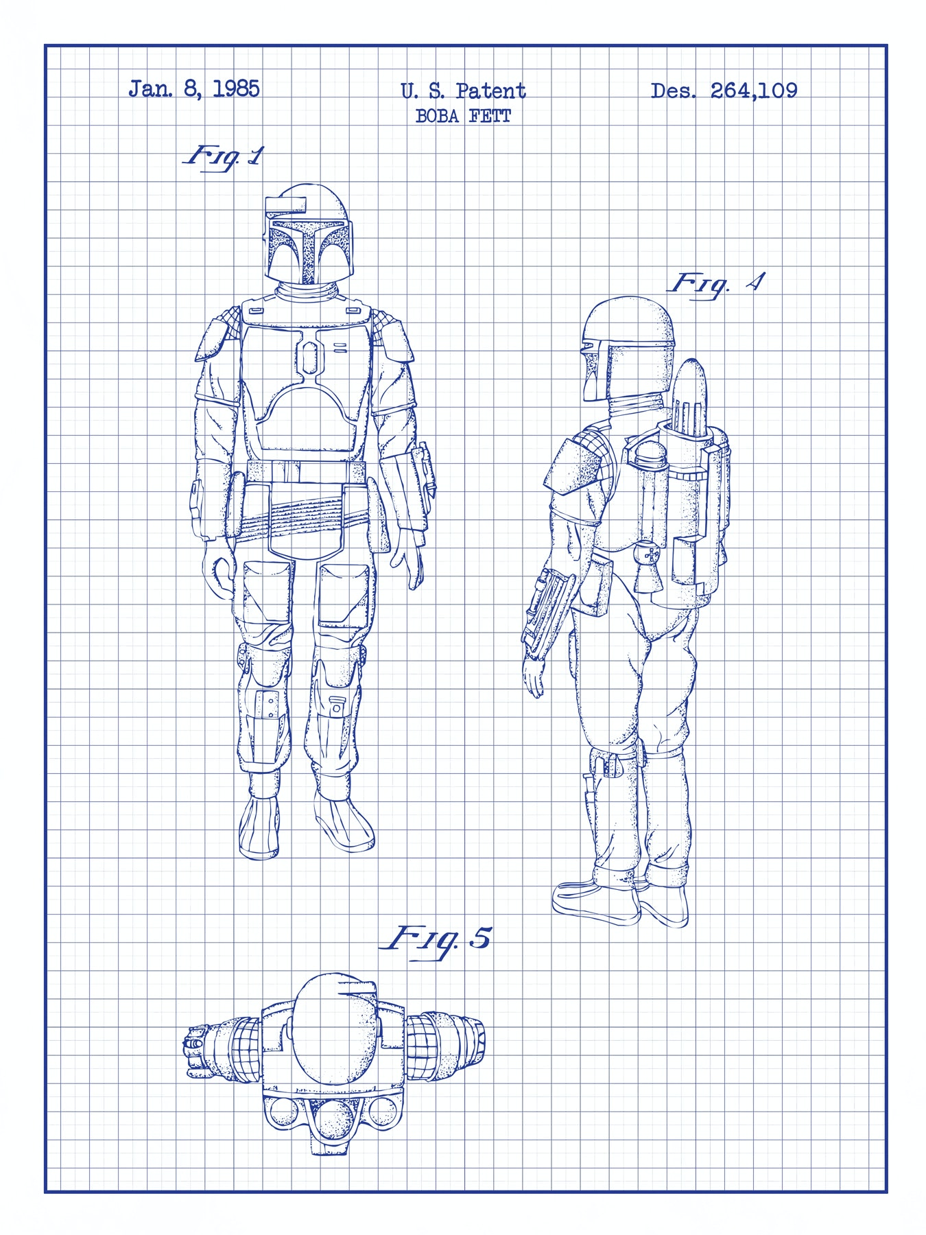SP-SYFI-Boba-Fett-264,109-White-Grid-Blue-Ink-24-Inches