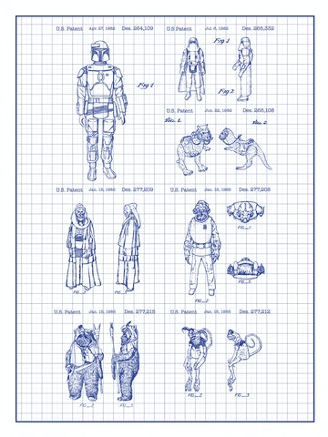 SP-SYFI-Character-Print-White-Grid-Blue-Ink-24-Inches
