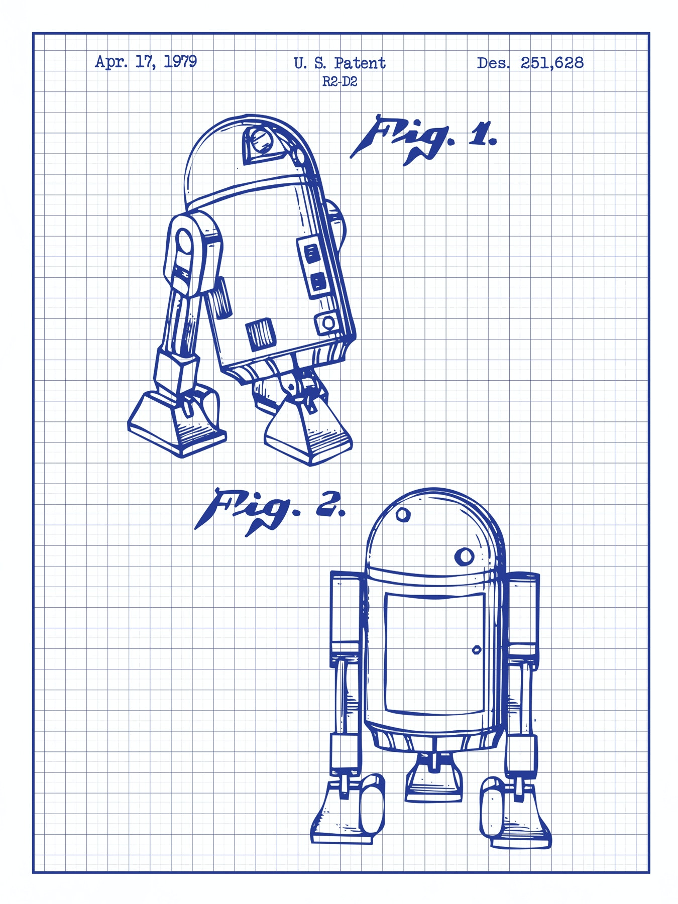 SP-SYFI-R2-D2-251,628-White-Grid-Blue-Ink-24-Inches