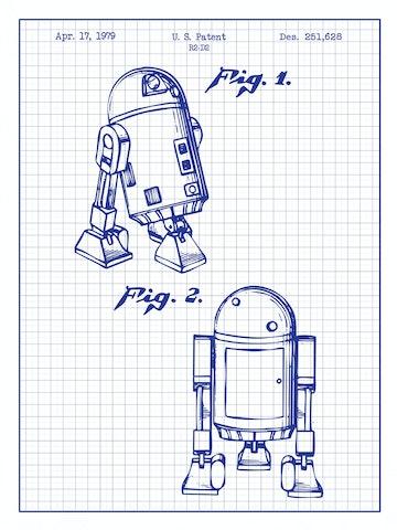 SP-SYFI-R2-D2-251,628-White-Grid-Blue-Ink-24-Inches