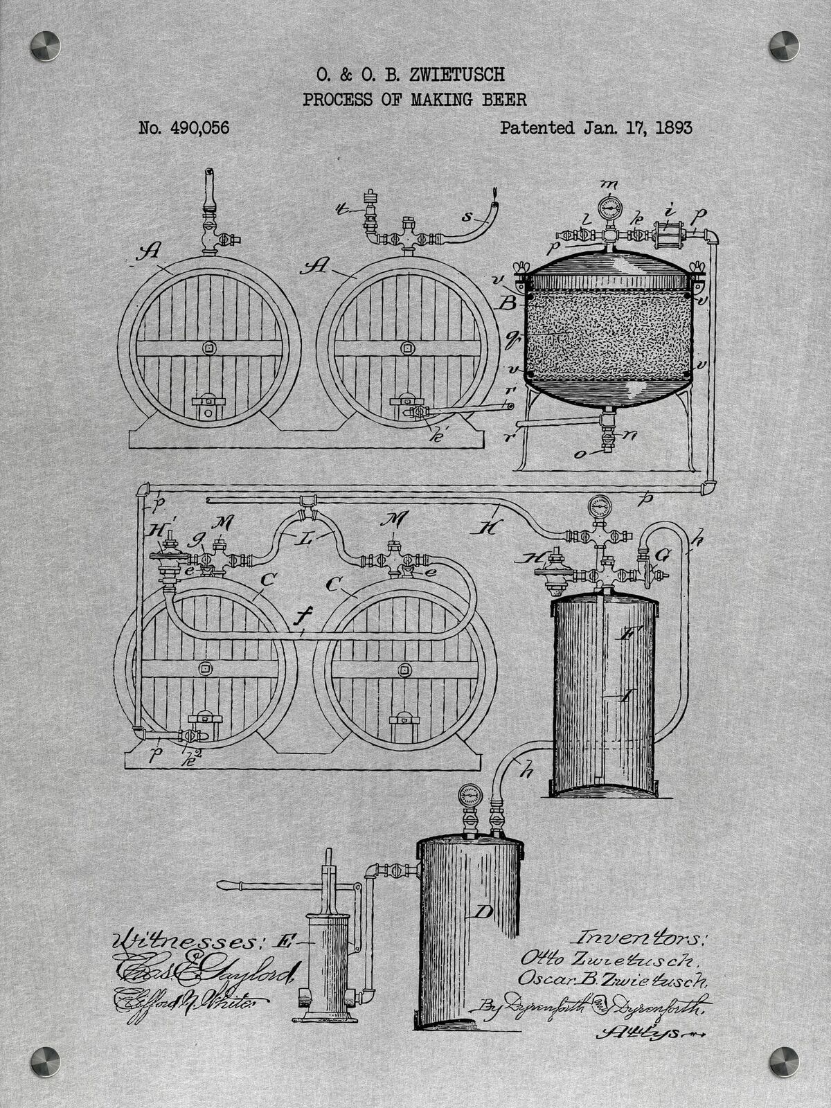 Process of Making Beer