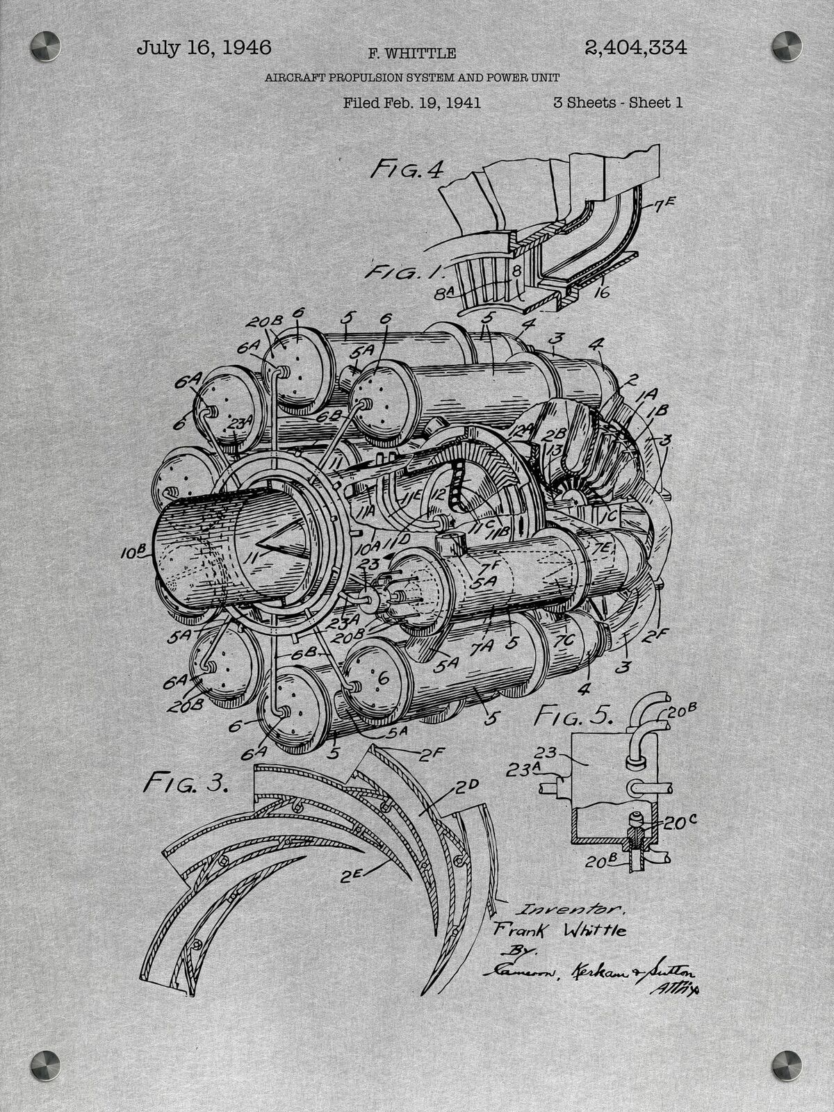 Aircraft Propulsion System and Power Unit