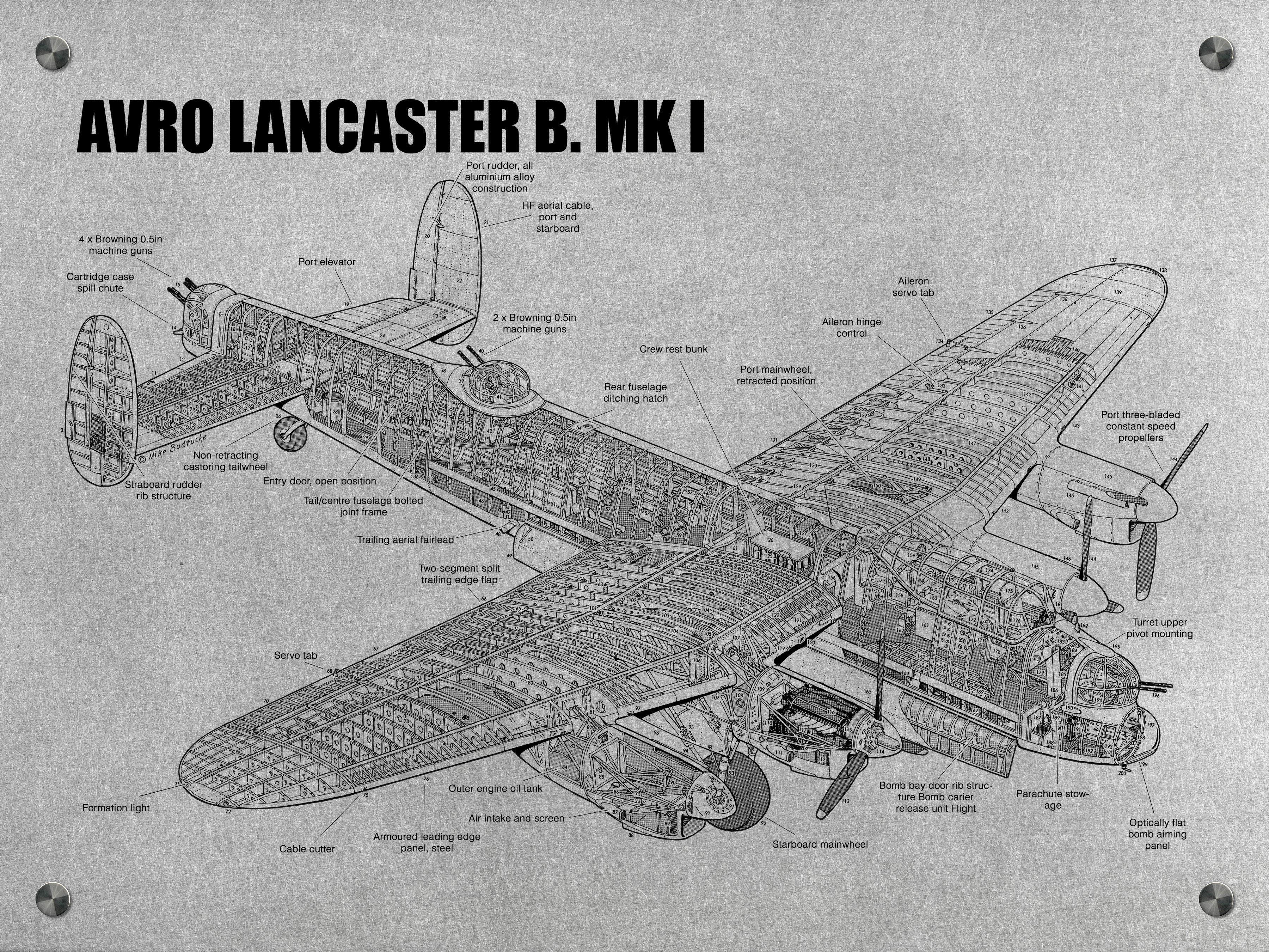 Avro Lancaster B.MK I