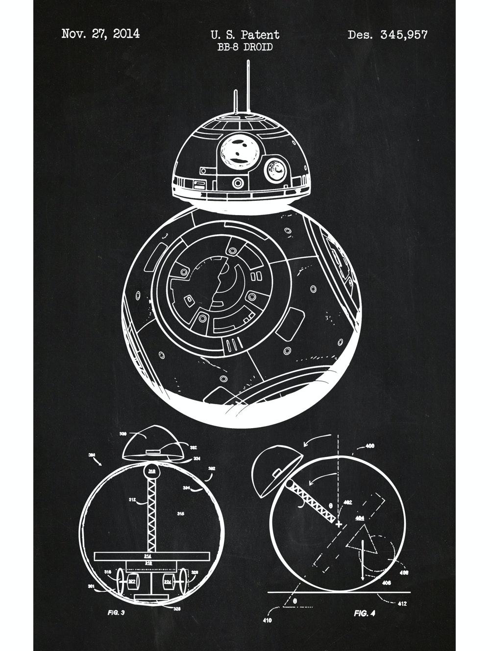 Star Wars - BB-8 Droid