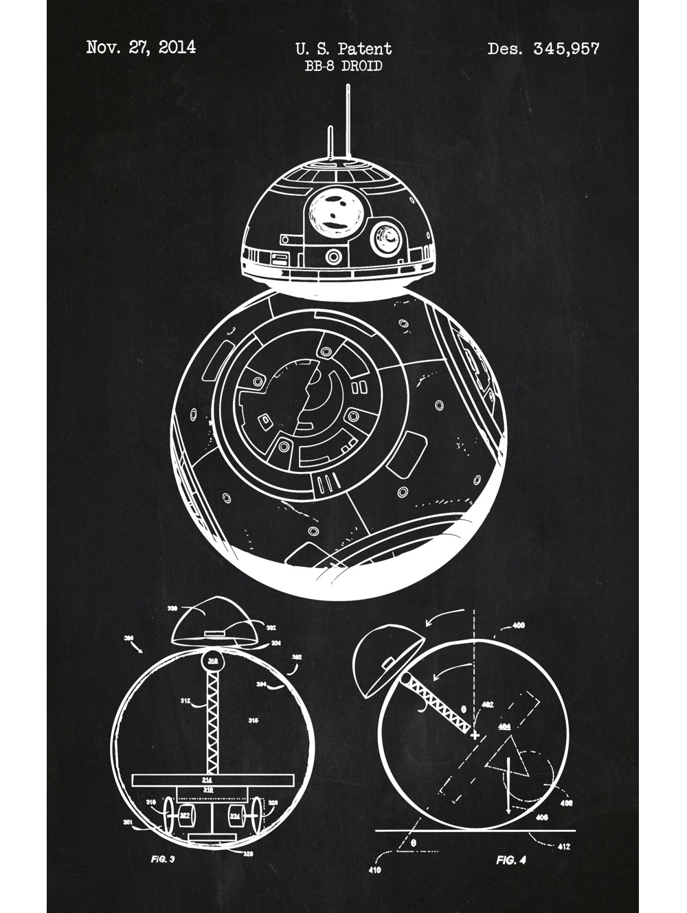 Star Wars - BB-8 Droid