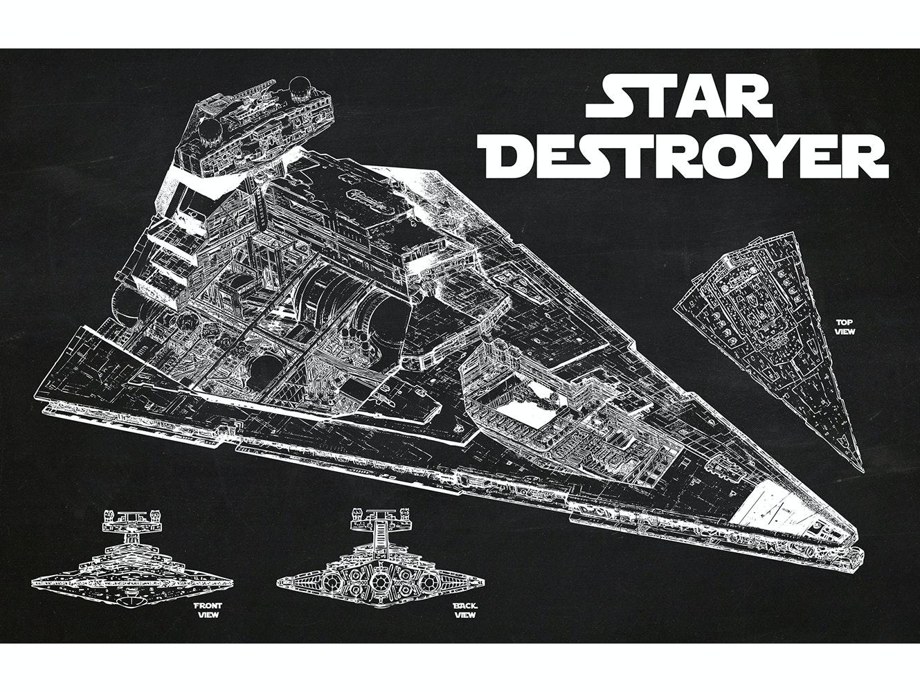 Star Wars - Star Destroyer