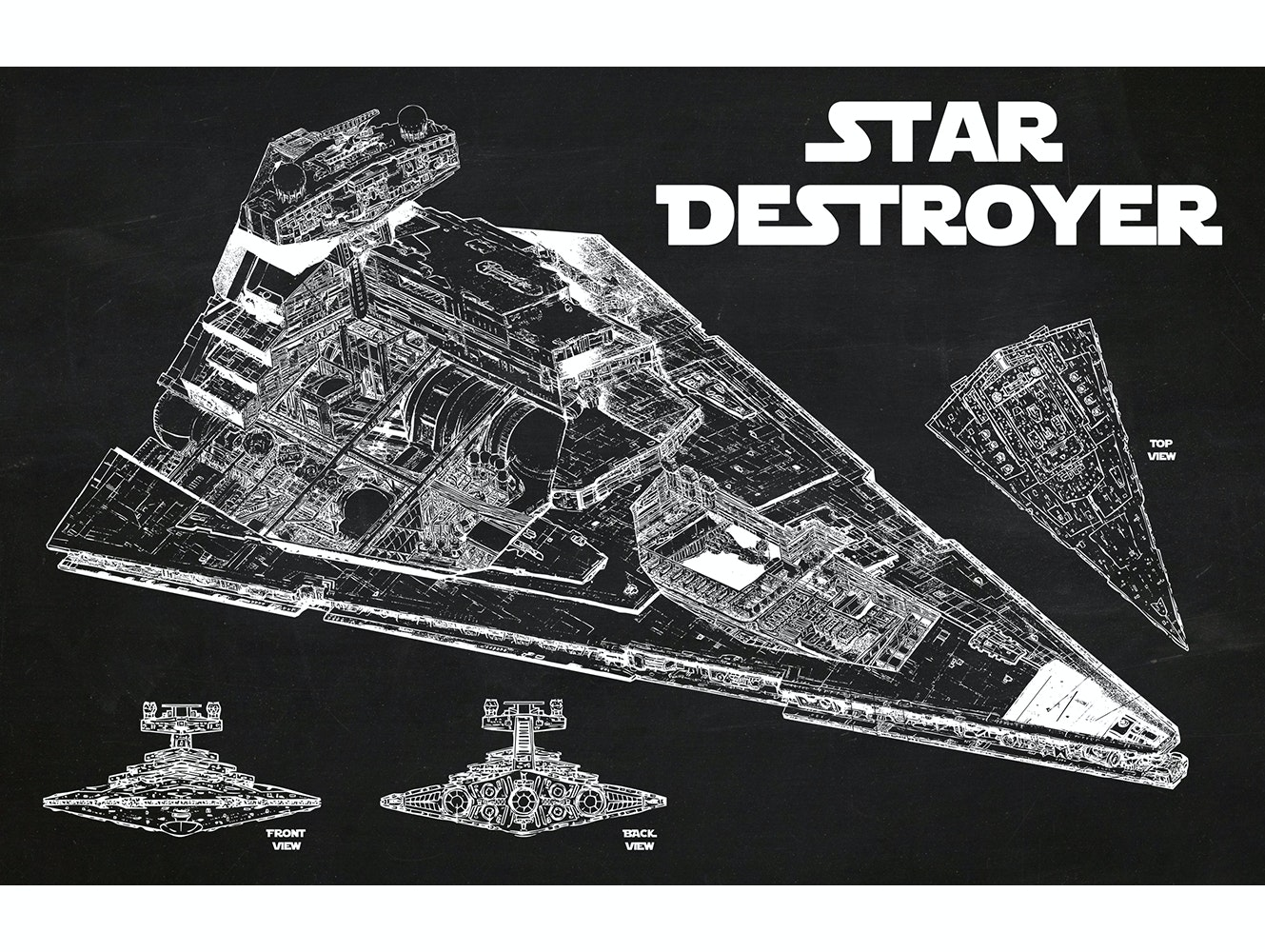 Star Wars - Star Destroyer