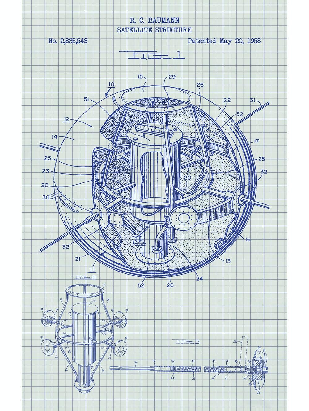 Satellite Structure