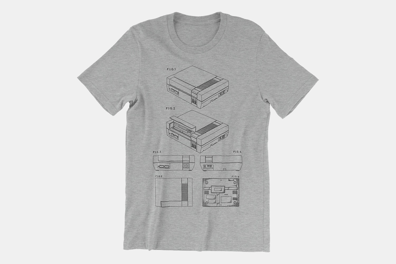 NES - Heather Grey