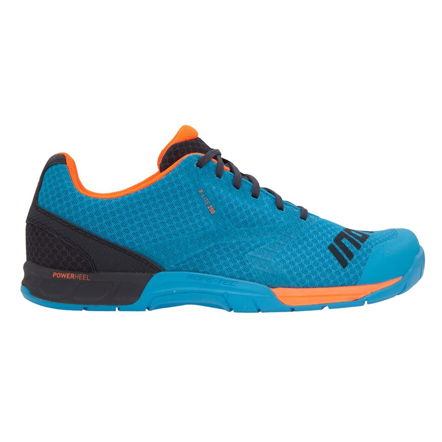 Men's – Blue/Gray/Orange