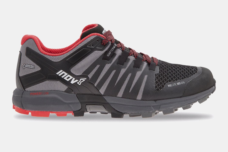 Men's GTX, black/gray/red (+ $5)