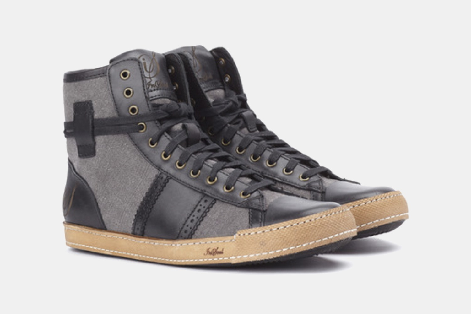 InSoul High-Top Sneakers