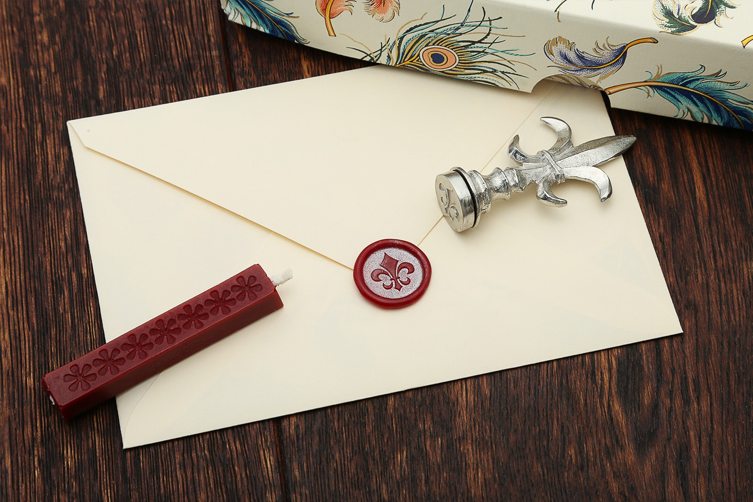Interchangeable Wax Seal Set