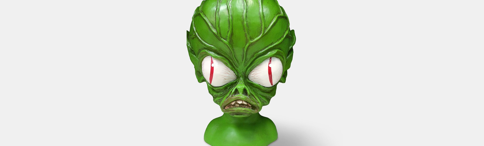 Invasion of the Saucer-Men Lifesize Bust