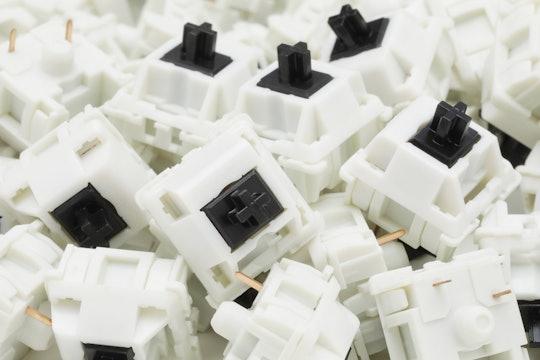 Invyr Panda Mechanical Switches