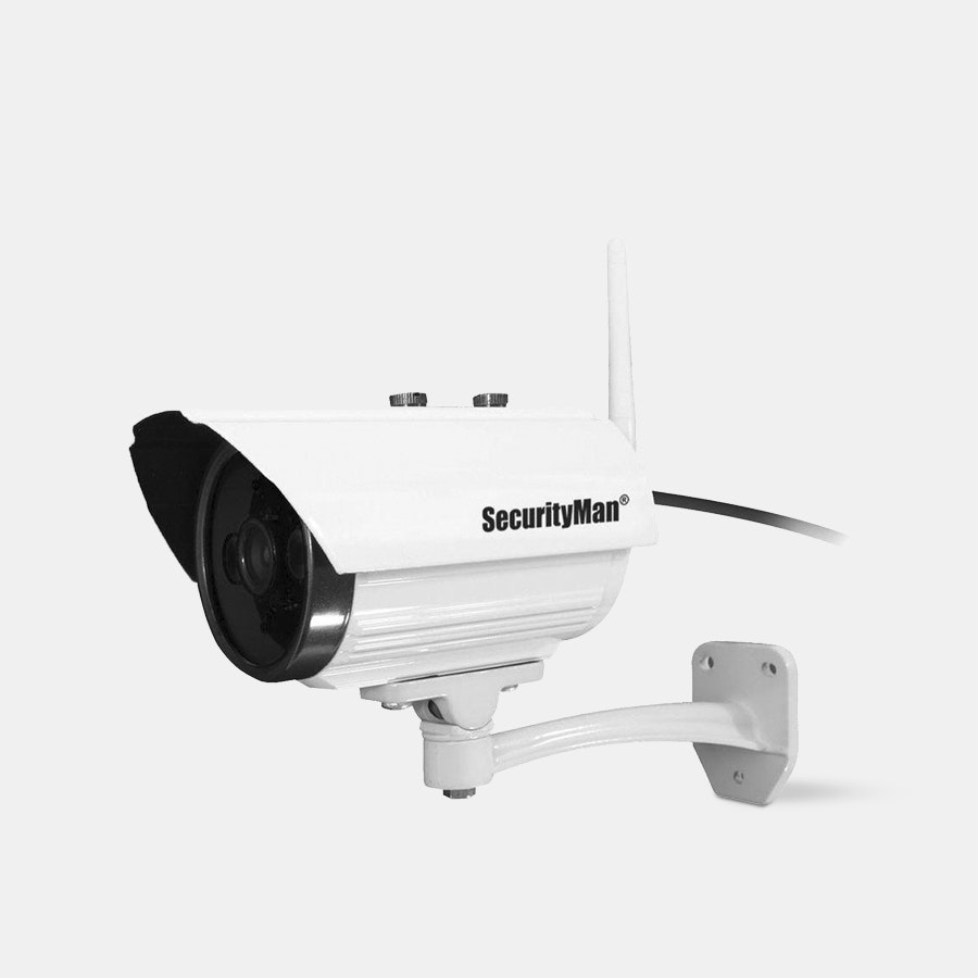 IPCAM-SDII  Security IP Camera