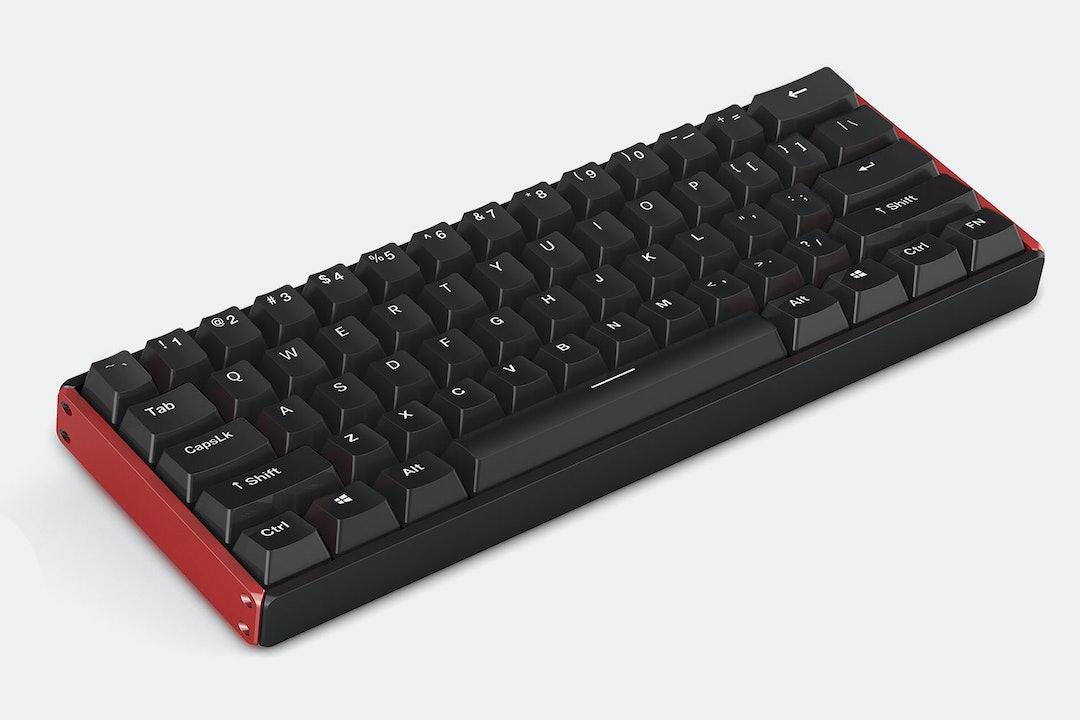 iQunix F60 Bluetooth RGB Mechanical Keyboard Kit