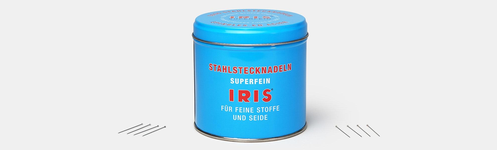 Iris Superfine Pins (5000 Count)