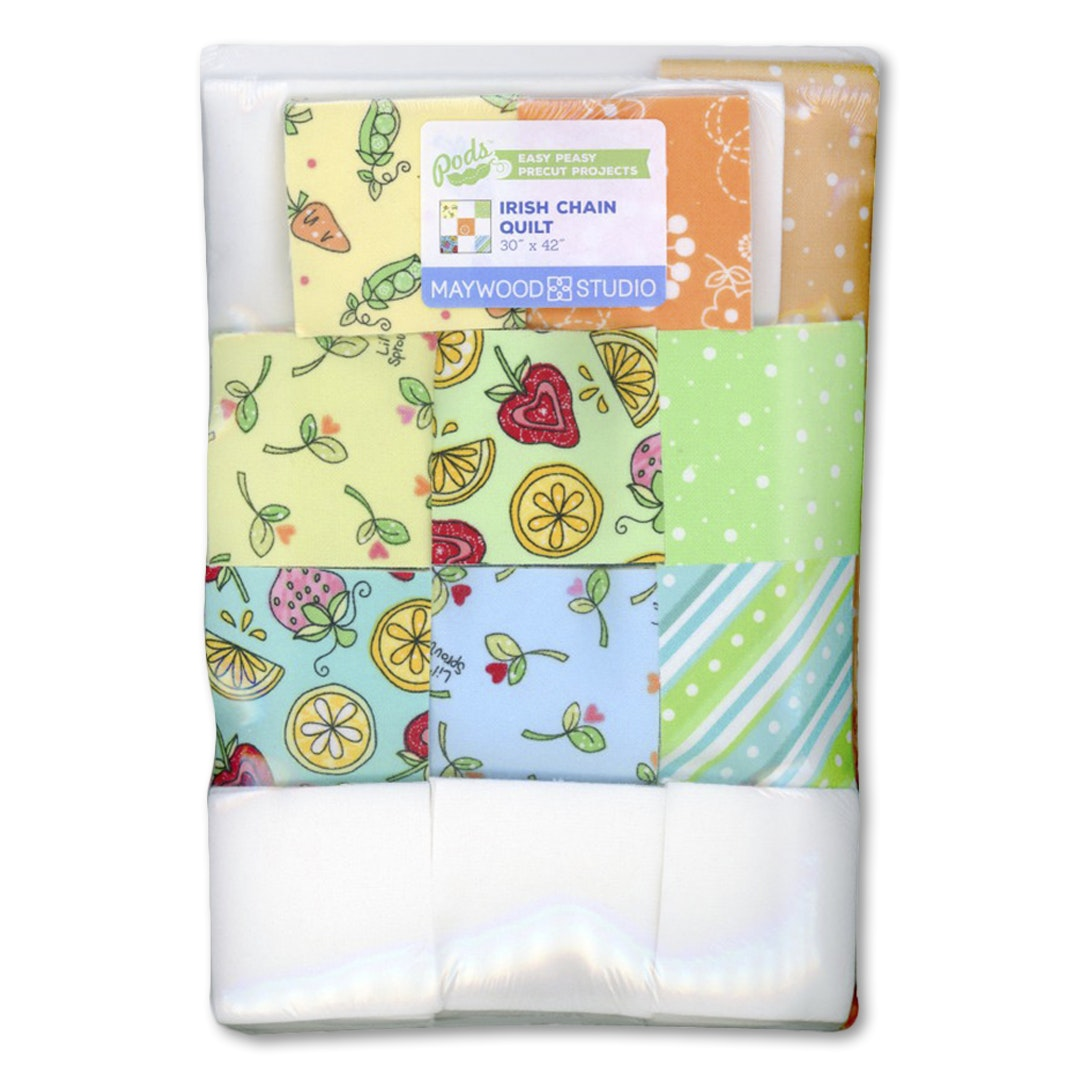 Irish Chain Quilt Pod Quilt Kit