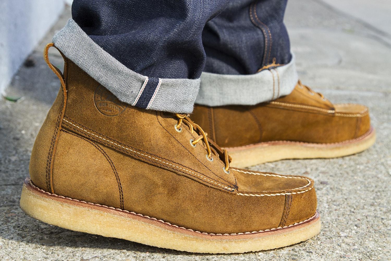 Irish Setter Bar Boot