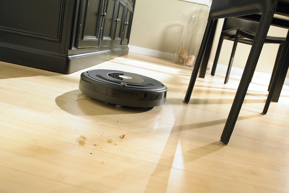 Irobot I645 Robotic Vacuum Cleaning System Price Reviews Massdrop