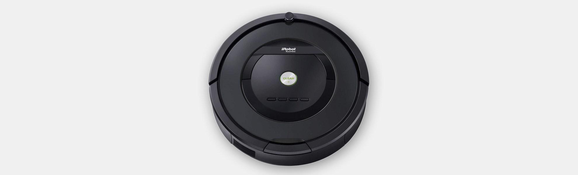 iRobot Roomba 805 Robotic Vacuum (Refurb)