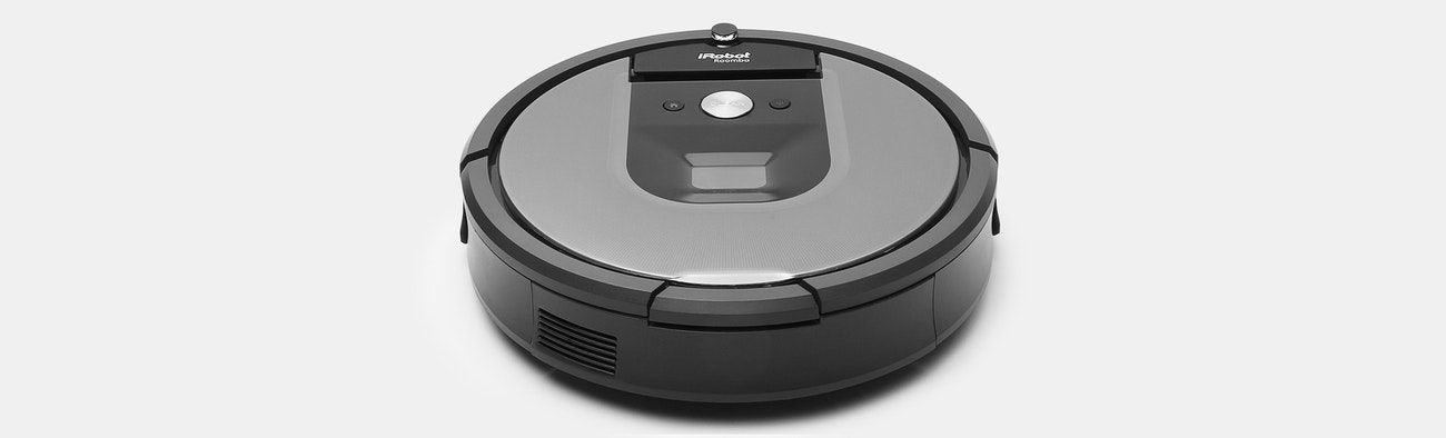 מדהים iRobot Roomba 960 Wi-Fi Robotic Vacuum (Refurb) | Price & Reviews FH-16