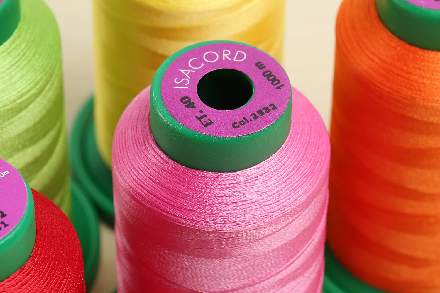 Isacord Thread Set of 10
