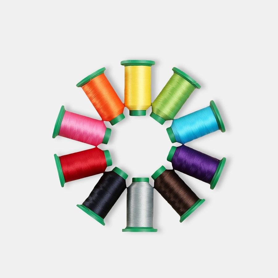 Isacord Thread Set of 10