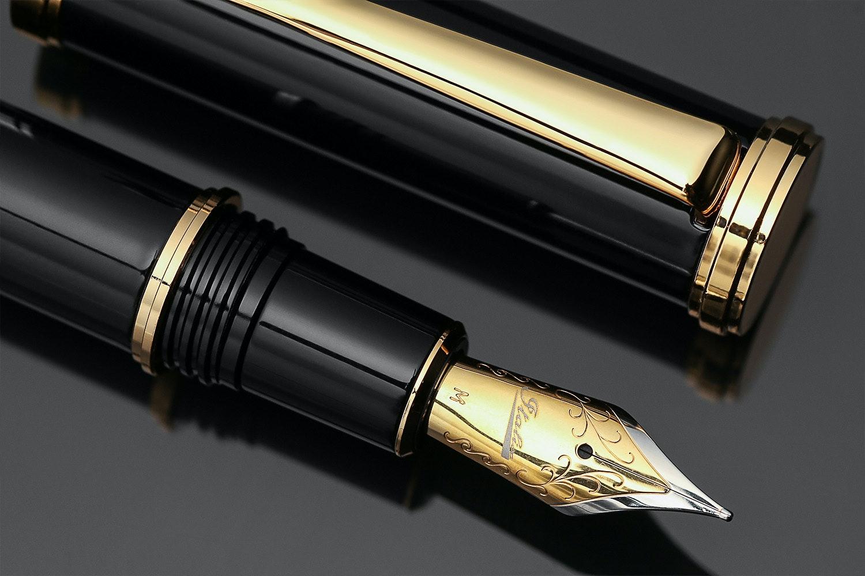 Italix Churchman's Prescriptor Fountain Pen