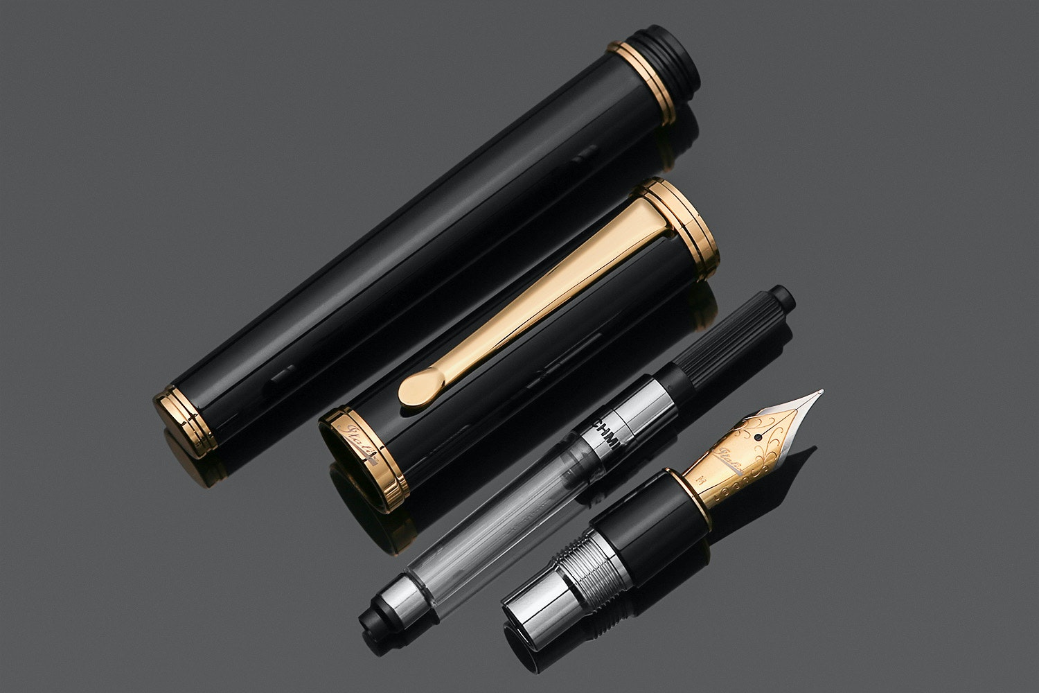Italix Churchman's Prescriptor Fountain Pen