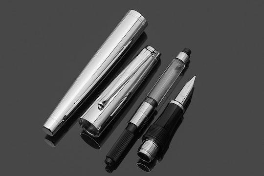 Italix Commodore's Credential Fountain Pen