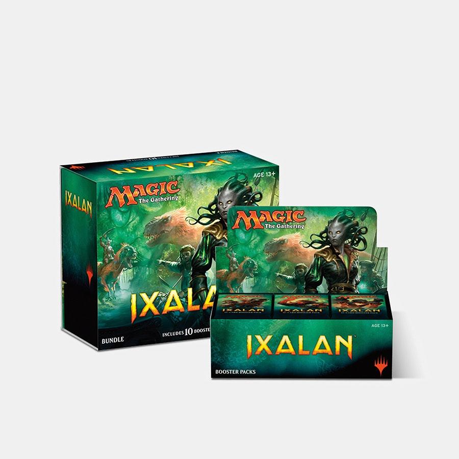 Ixalan Booster + Fat-Pack