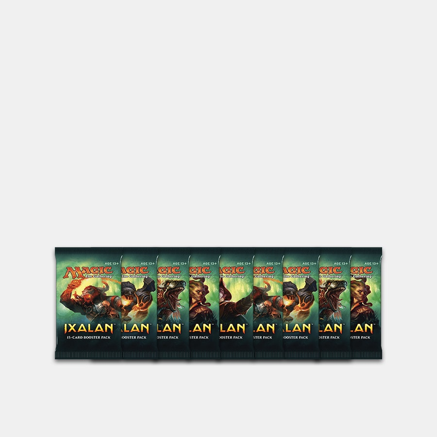 Ixalan Foreign Booster 9-Pack Preorder