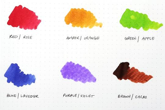 J. Herbin Scented Fountain Pen Ink (2-Pack)