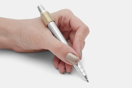 Jac Zagoory Click Spin Ballpoint Pen