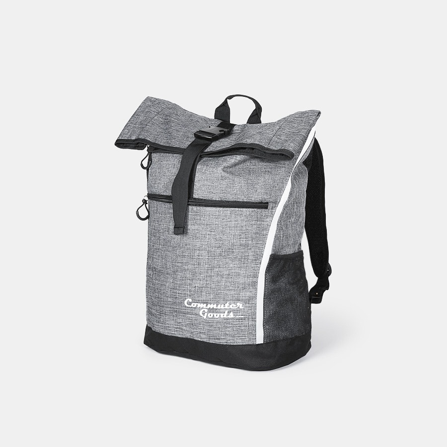 Jac Zagoory Commuter Roll Top Bag