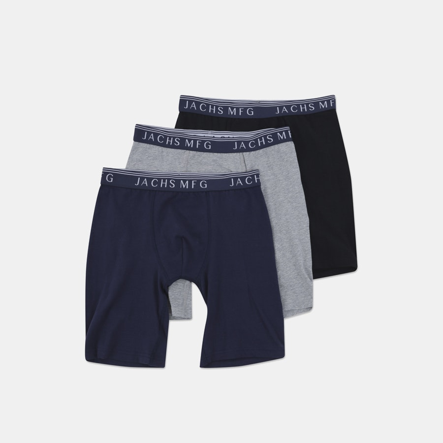 Jachs NY Boxer Briefs (3-Pack)