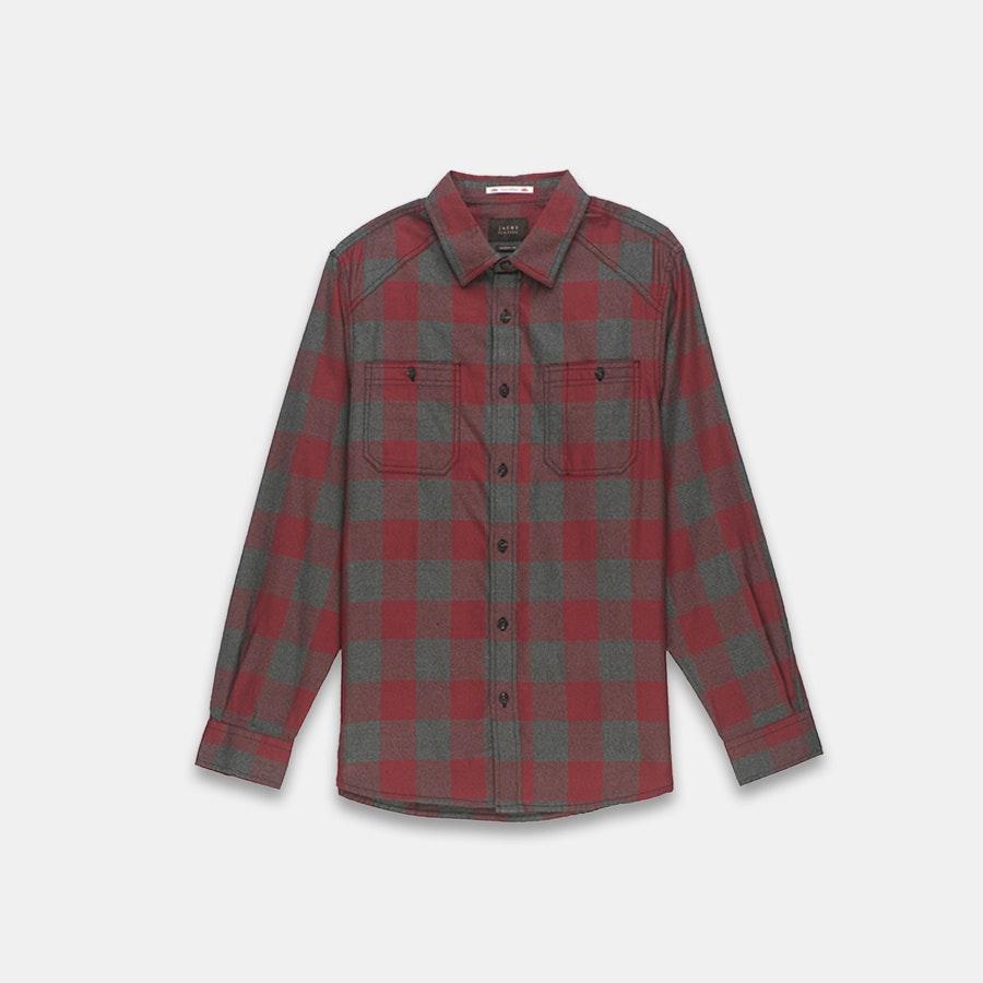 Jachs NY Plaid Button-Down Shirts