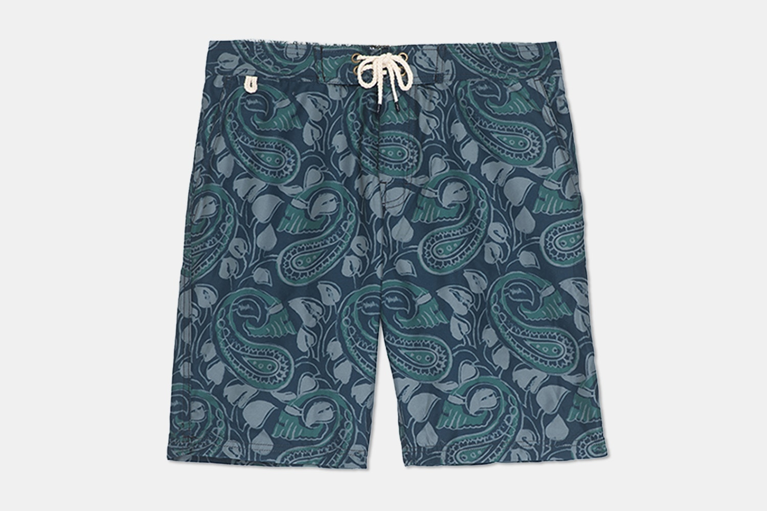 Printed Board Short – Paisley