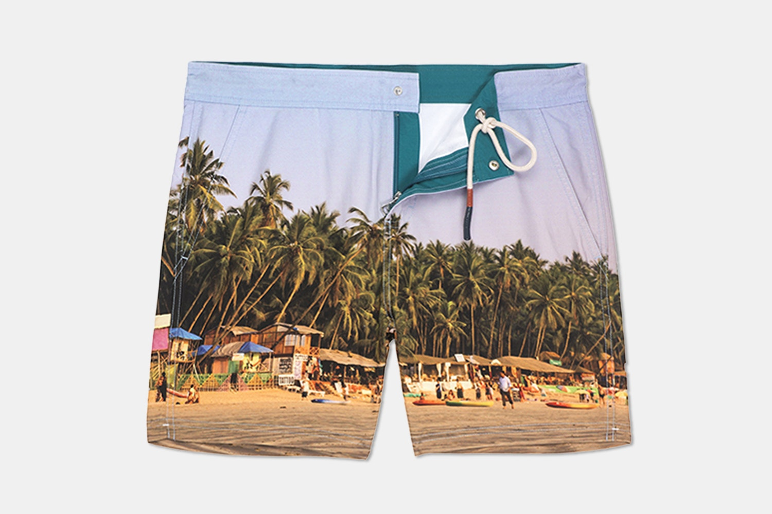 Hampton Swim Trunk – Beach    (+ $12)