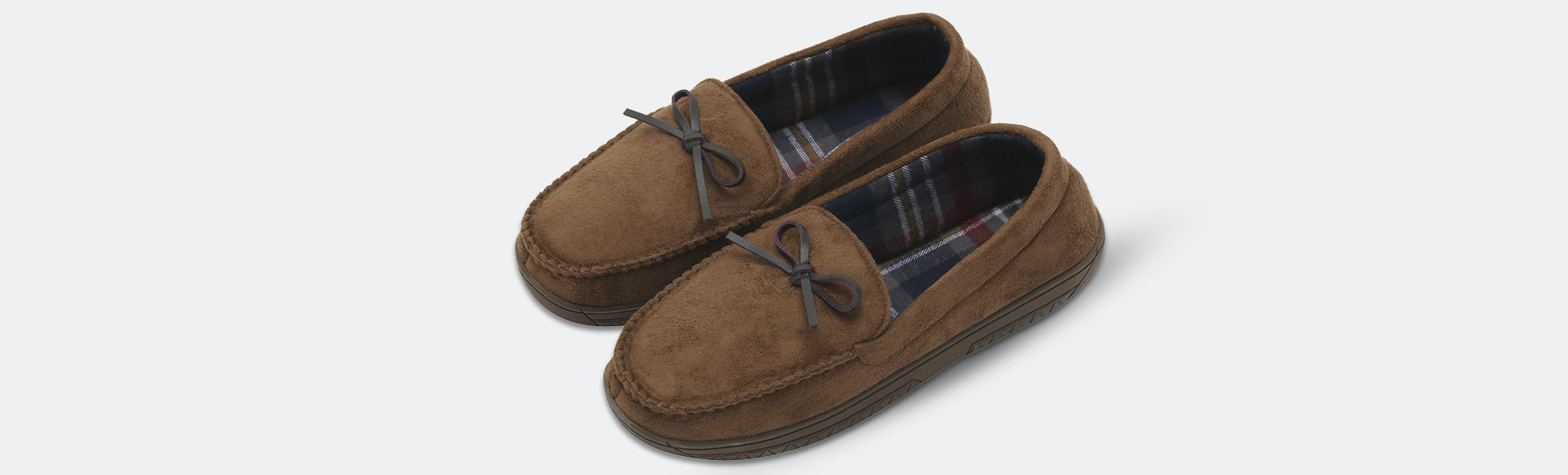 Jachs NY The Craftsman Moccasin Slippers