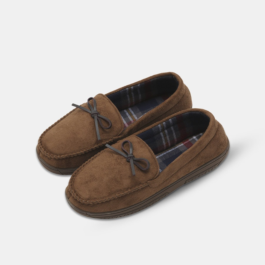 Craftsman Moccasin Slippers