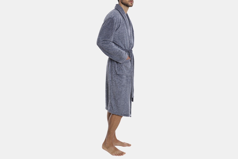 Jachs NY Weekender Plush Robe