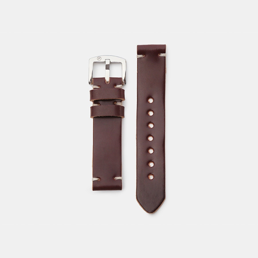 Jack Foster Shell Cordovan Watch Straps