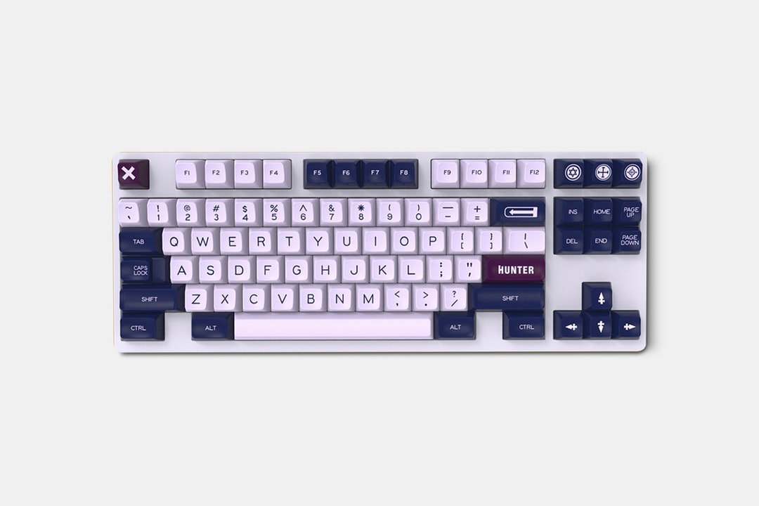 Jack Studio SA Hunter Keycap Set