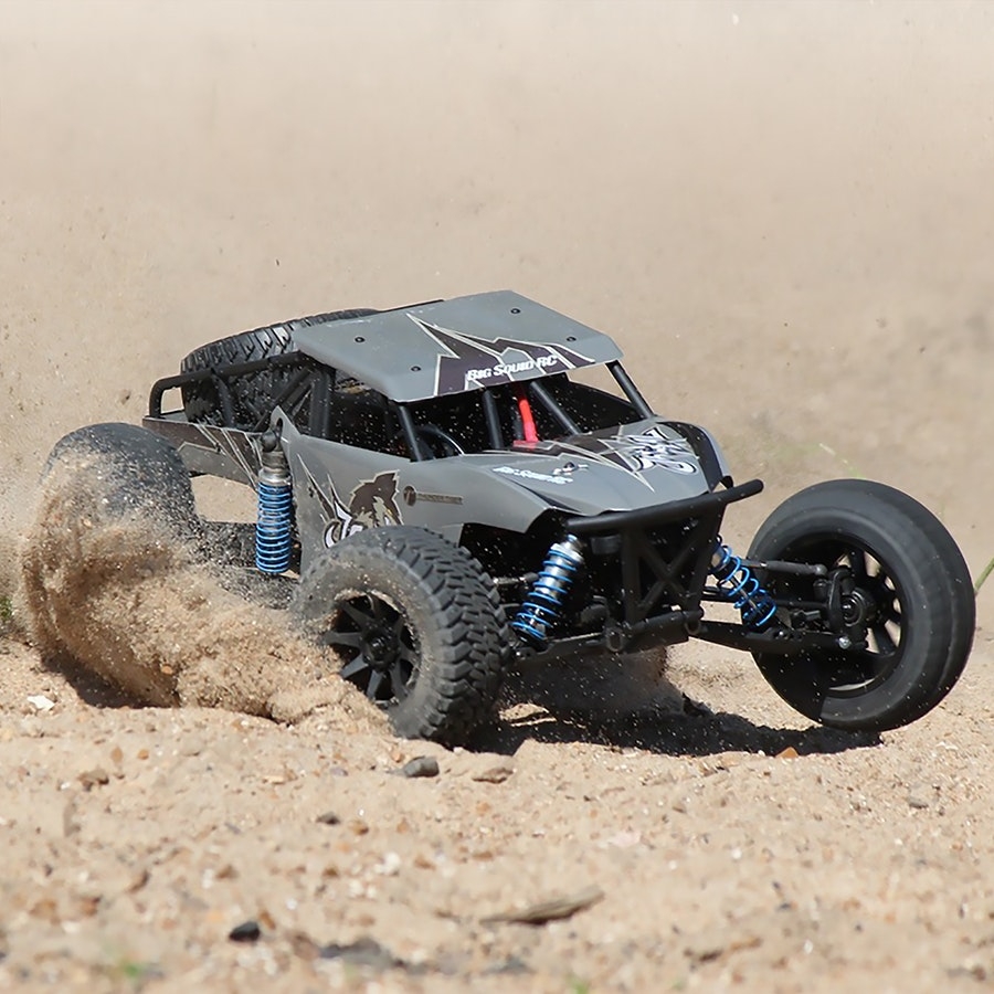 Jackal 1/10 Brushless Rock Racer Buggy Bundle