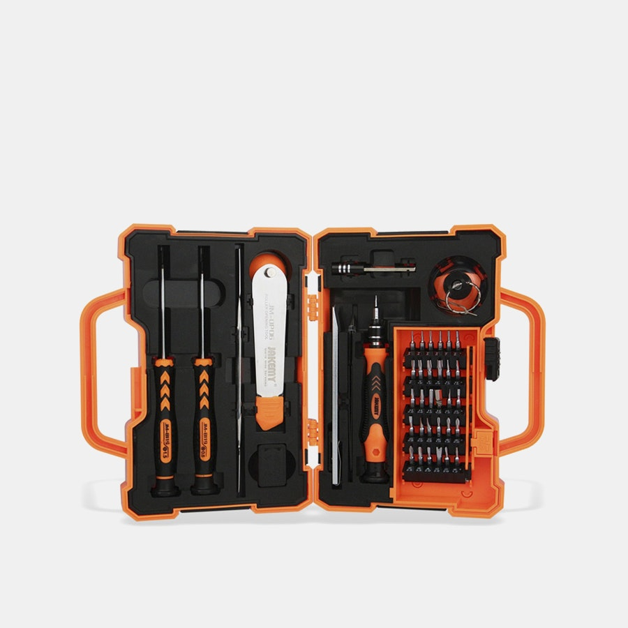 JakeMy 45-in-1 Anti-Drop Electronic Tool Set