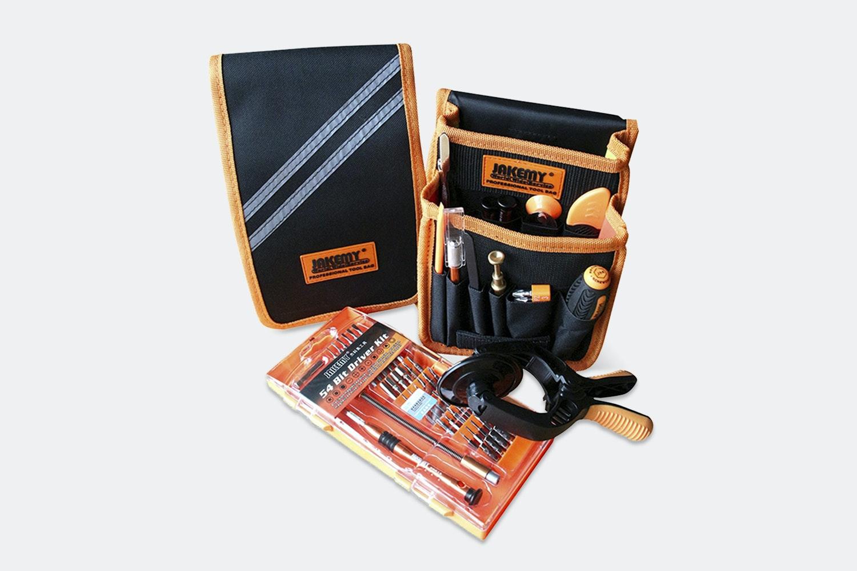 Jakemy 84-in-1 Portable DIY Repair Tool Set